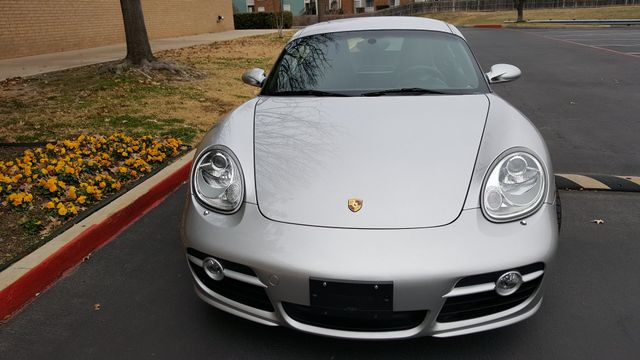 2008 Porsche Cayman S Design Edition Arlington, Texas 1
