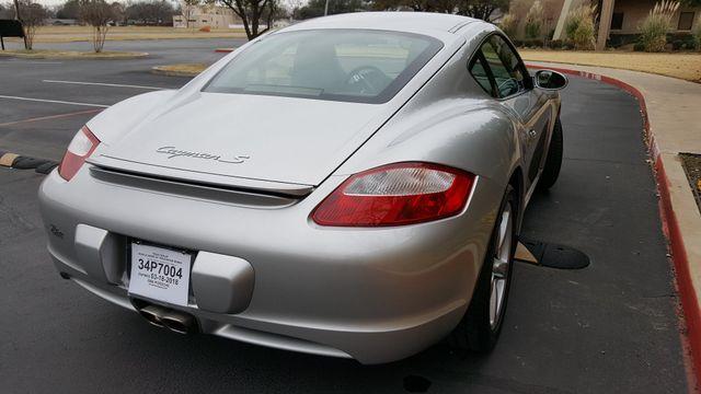 2008 Porsche Cayman S Design Edition Arlington, Texas 4