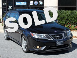 2008 Saab 9-3 SportCombi TurboX 6 Speed Rockville, Maryland