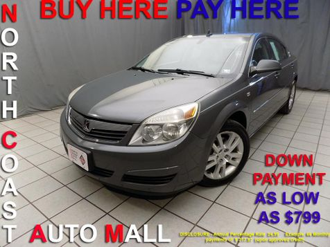 2008 Saturn Aura XE As low as $799 DOWN in Cleveland, Ohio
