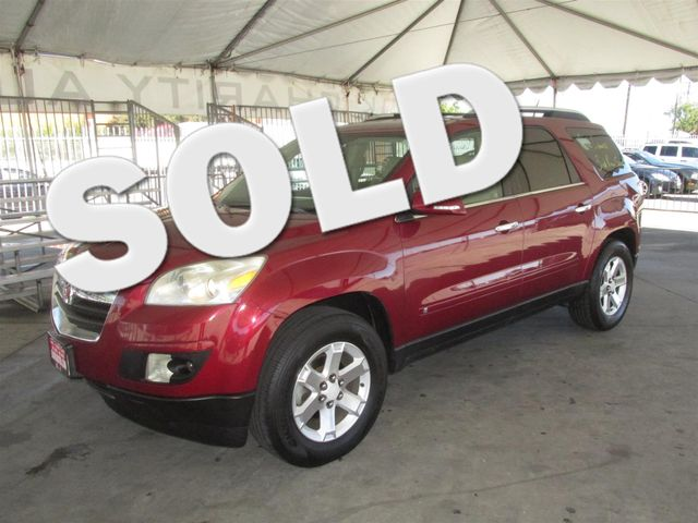 2008 Saturn Outlook XR This particular Vehicle comes with 3rd Row Seat Please call or e-mail to c