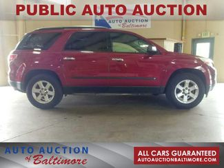 2008 Saturn Outlook XE   JOPPA, MD   Auto Auction of Baltimore  in Joppa MD