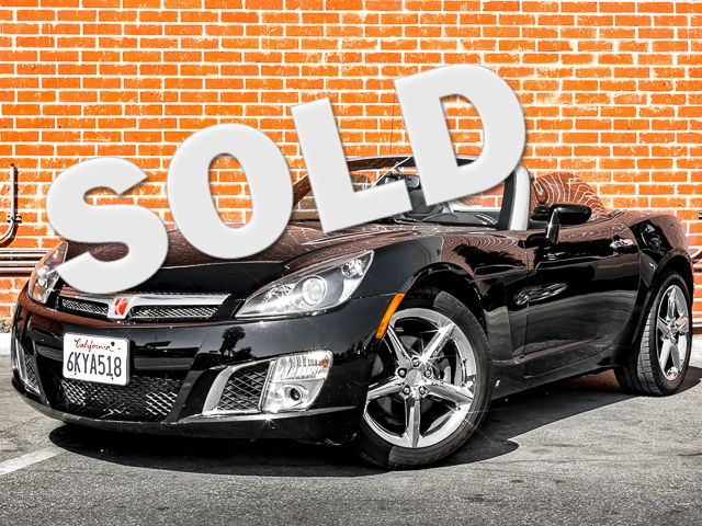 2008 Saturn Sky Red Line Burbank, CA 0
