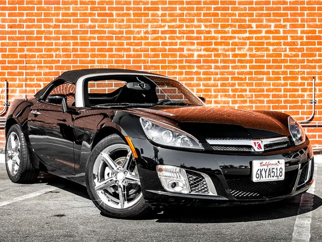 2008 Saturn Sky Red Line Burbank, CA 3