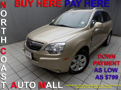 2008 Saturn VUE XR As low as $799 DOWN in Cleveland, Ohio