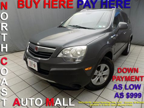 2008 Saturn VUE XE As low as $999 DOWN in Cleveland, Ohio