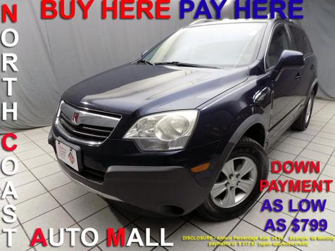 2008 Saturn VUE XE As low as $799 DOWN in Cleveland, Ohio