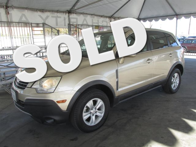 2008 Saturn VUE XE Please call or e-mail to check availability All of our vehicles are availabl