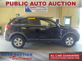 2008 Saturn VUE in JOPPA MD