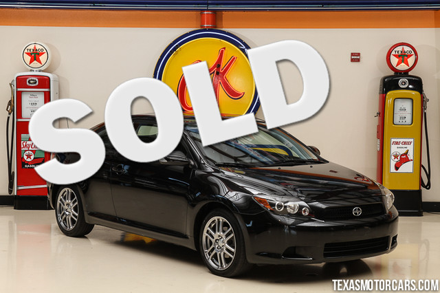 2008 Scion tC Financing is available with rates as low as 29 wac Get pre-approved in no time