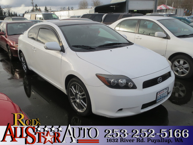 2008 Scion tC Spec The CARFAX Buy Back Guarantee that comes with this vehicle means that you can b