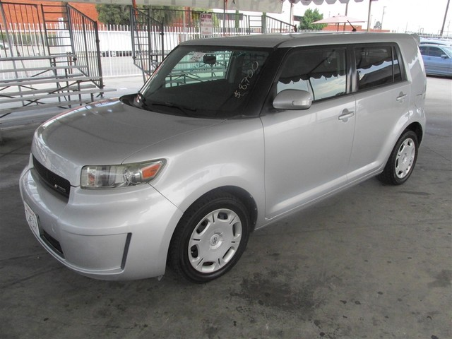 2008 Scion xB This particular vehicle has a SALVAGE title Please call or email to check availabil
