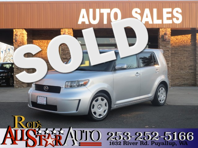 2008 Scion xB The CARFAX Buy Back Guarantee that comes with this vehicle means that you can buy wi