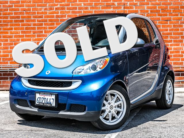 2008 Smart fortwo Passion Burbank, CA 0