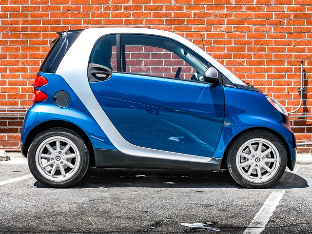 2008 Smart fortwo Passion Burbank, CA 4