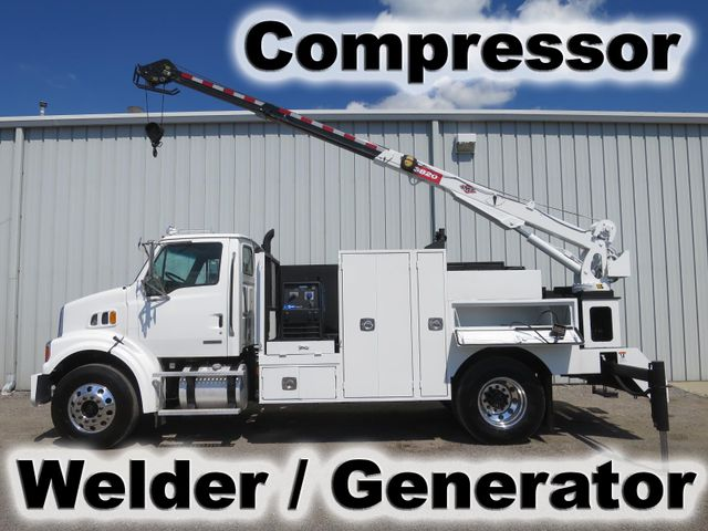Truckpaper2018 2008 Sterling L7500 14FT UTILITY SERVICE ... on