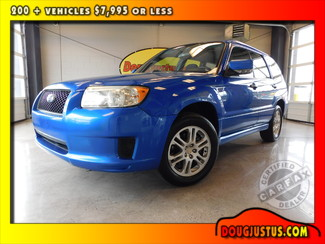 2008 Subaru Forester Sports X (New Timing Belt & Head Gaskets) in Airport Motor Mile ( Metro Knoxville ), TN