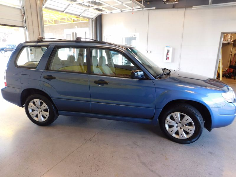 2008 Subaru Forester X  city TN  Doug Justus Auto Center Inc  in Airport Motor Mile ( Metro Knoxville ), TN
