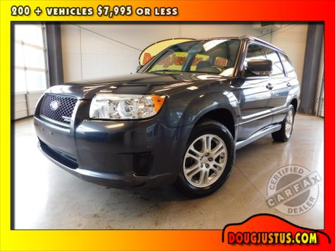 2008 Subaru Forester Sports X ( New Timing Belt and Head Gasket) in Airport Motor Mile ( Metro Knoxville ), TN