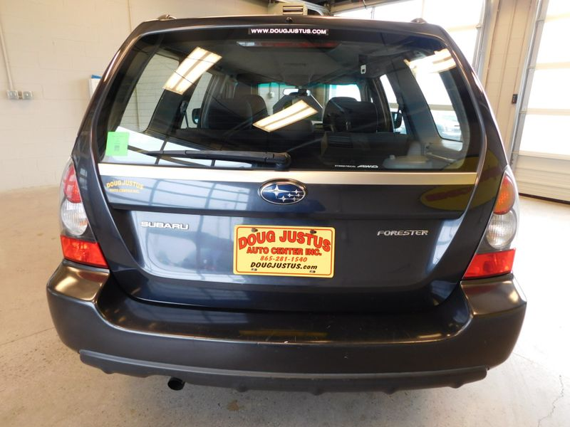 2008 Subaru Forester Sports X ( New Timing Belt and Head Gasket)  city TN  Doug Justus Auto Center Inc  in Airport Motor Mile ( Metro Knoxville ), TN