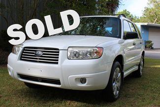 2008 Subaru Forester X | Charleston, SC | Charleston Auto Sales in Charleston SC