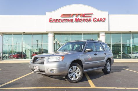 2008 Subaru Forester X in Lake Bluff, IL