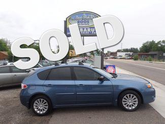 2008 Subaru Impreza i w/Premium Pkg Golden, Colorado