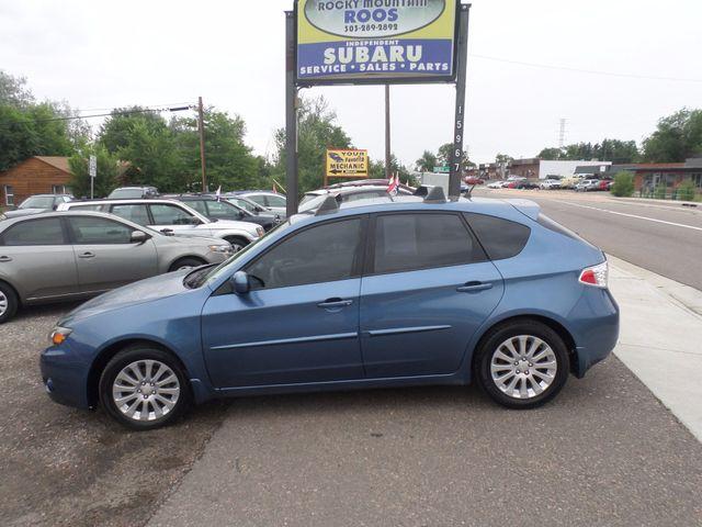 2008 Subaru Impreza i w/Premium Pkg Golden, Colorado 2