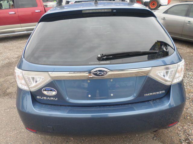 2008 Subaru Impreza i w/Premium Pkg Golden, Colorado 3
