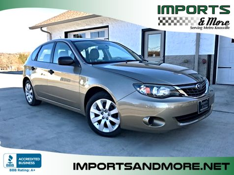 2008 Subaru Impreza 2.5i AWD Wagon in Lenoir City, TN