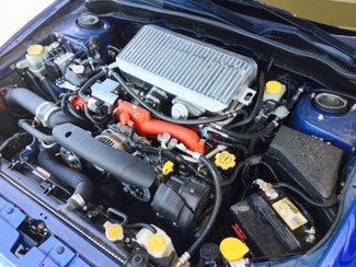 2008 Subaru Impreza STI w/Gold Wheels LINDON, UT 25