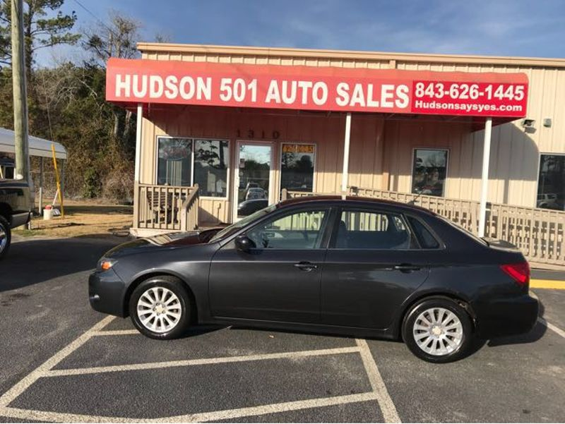 2008 Subaru Impreza i w/Premium Pkg | Myrtle Beach, South Carolina | Hudson Auto Sales in Myrtle Beach South Carolina