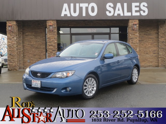 2008 Subaru Impreza AWD The CARFAX Buy Back Guarantee that comes with this vehicle means that you