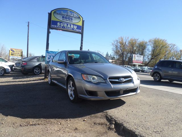 2008 Subaru Legacy with Sunroof (30 Day Powertrain Warranty) Golden, Colorado 1