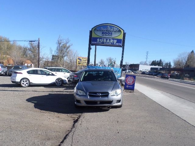 2008 Subaru Legacy with Sunroof (30 Day Powertrain Warranty) Golden, Colorado 2