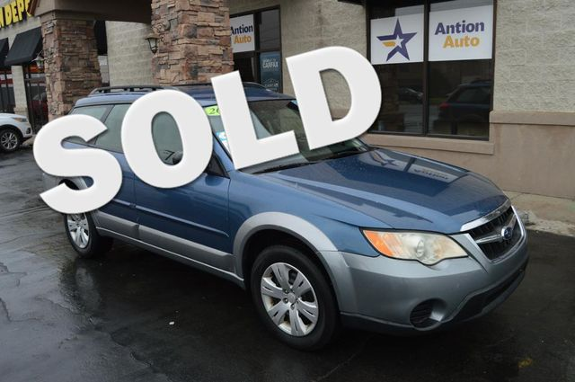 2008 Subaru Outback  | Bountiful, UT | Antion Auto in Bountiful UT