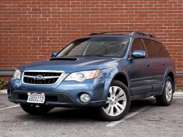 2008 Subaru Outback XT Ltd Burbank, CA 0
