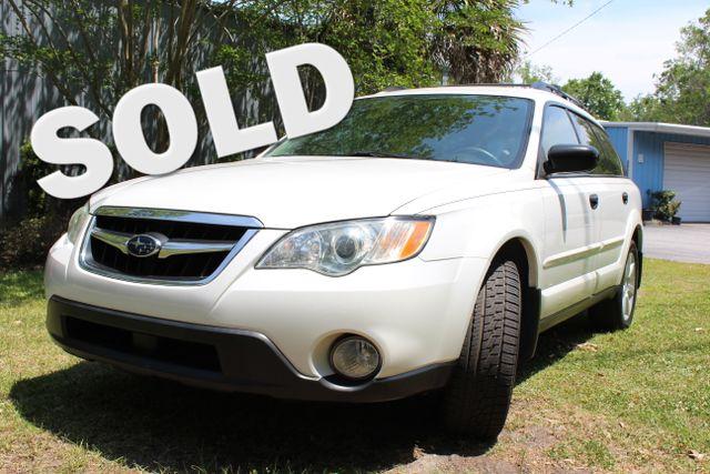 2008 Subaru Outback 2.5i | Charleston, SC | Charleston Auto Sales in Charleston SC