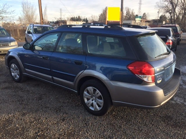2008 Subaru Outback = CLEAN 1-OWNER = New HG & TBelt/WPump Golden, Colorado 5
