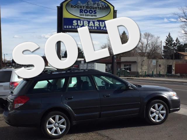 2008 Subaru Outback Limited = Super Clean Low Miles Golden, Colorado 0