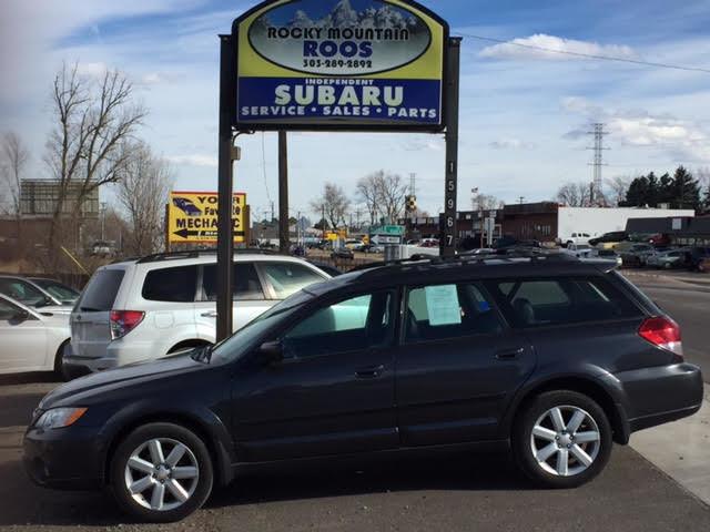 2008 Subaru Outback Limited = Super Clean Low Miles Golden, Colorado 3