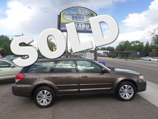 2008 Subaru Outback Ltd Golden, Colorado