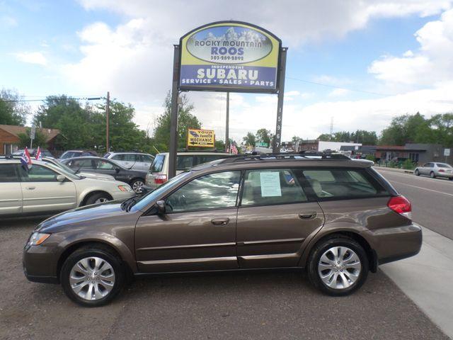 2008 Subaru Outback Ltd Golden, Colorado 1