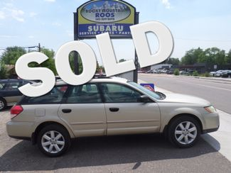 2008 Subaru Outback i Golden, Colorado