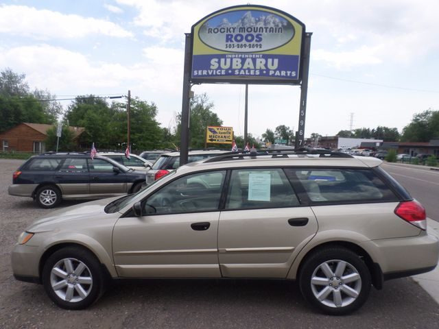2008 Subaru Outback i Golden, Colorado 3
