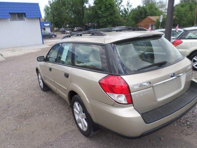 2008 Subaru Outback i Golden, Colorado 5