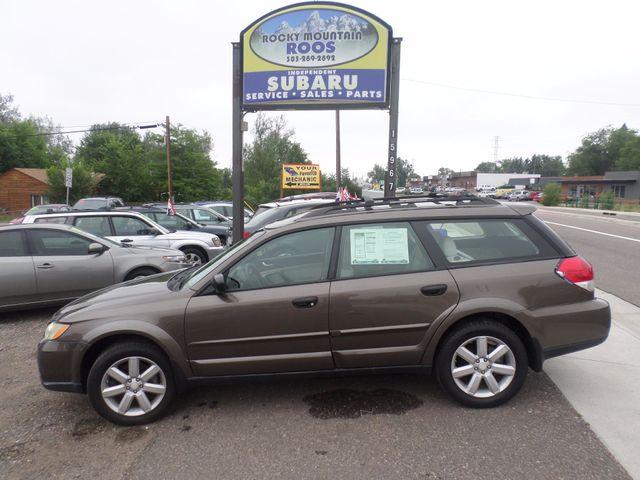 2008 Subaru Outback i Golden, Colorado 2