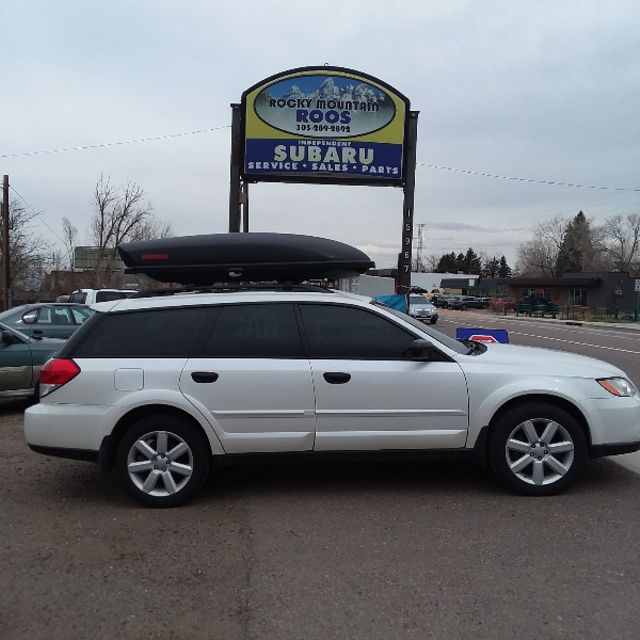 2008 Subaru Outback 2.5I =AWESOME FAMILY CAR!!! Golden, Colorado 0