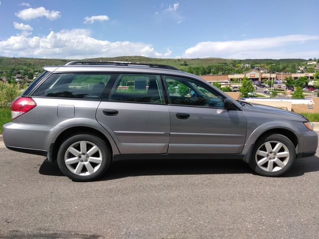2008 Subaru Outback i Golden, Colorado 4