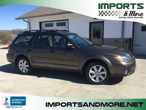 2008 Subaru Outback 2.5i Wagon in Lenoir City, TN
